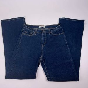 Levis 512 Jeans Size 10 Perfectly Slimming Bootcut